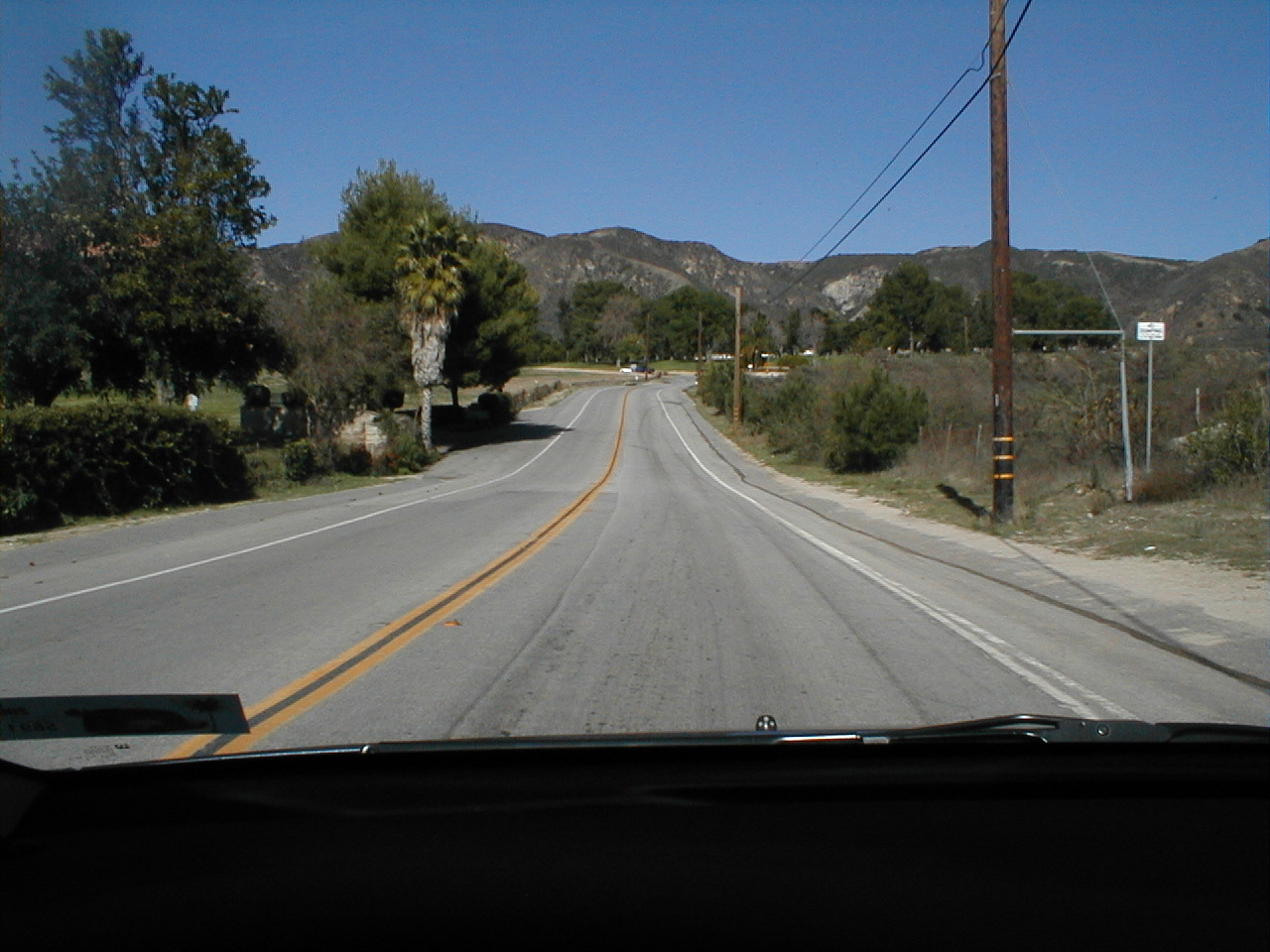 Gravity Hill Sylmar