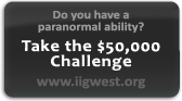 $50,000 Paranormal Challenge